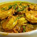 Curried Shrimp
