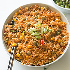 Split Bean and Rice