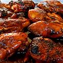 Spicy Jamaican BBQ Chicken