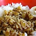 White Rice & Gravy