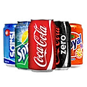 Can Coca Cola Products