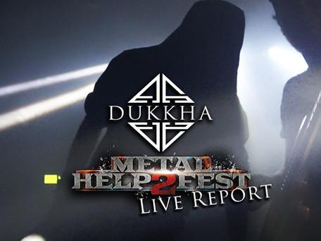 🎥[LIVE REPORT METAL HELP FEST]🎥
