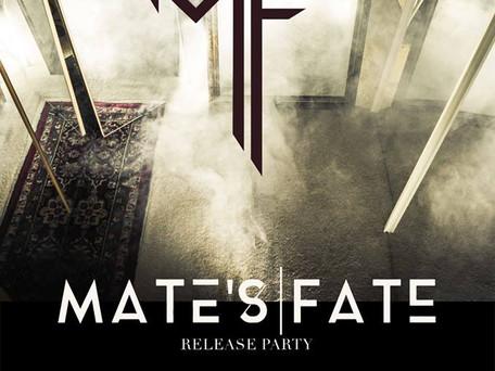 Live @Warmaudio (Decines) - 08 Juin 2018 (avec Mate's Fate, Karma Zero et Perseide)