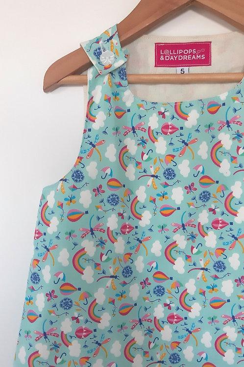 Hot air balloons aline dress