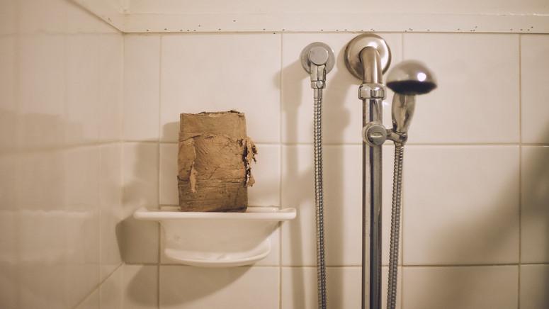 Bathroom - House Conspiracy Residency, 2017, Digital Photograph. Photograph by House Conspiracy