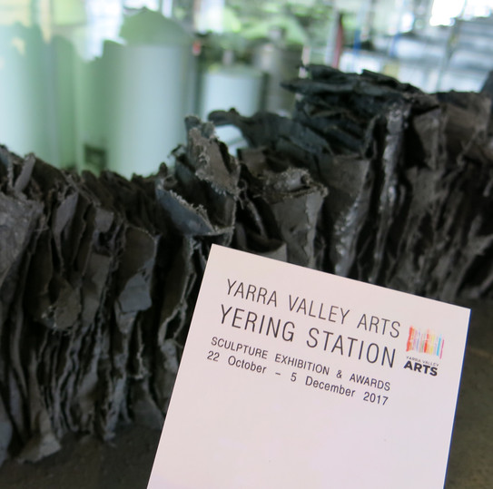Installation View (Yering Station Vineyard), 2017
