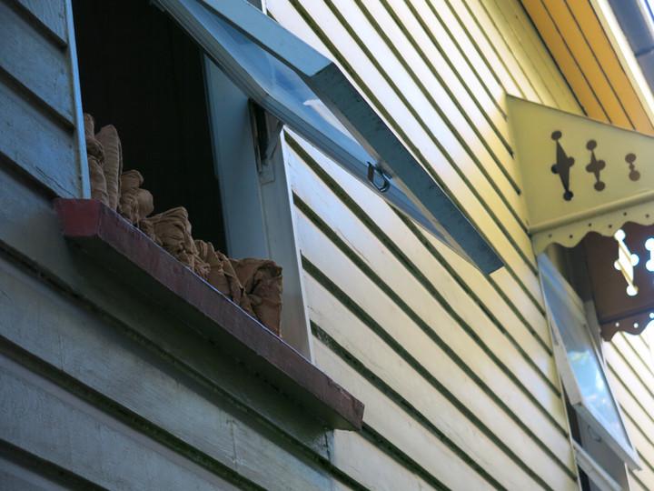 Exterior - House Conspiracy Residency, 2017, Digital Photograph