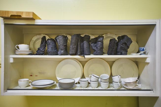 Kitchen - House Conspiracy Residency, 2017, Digital Photograph. Photograph by House Conspiracy