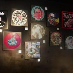VINYL ART MANIA 2018 -mostra-