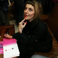 Presentazione dell'album illustrato 'Brockendoll' presso caffé Zanardi Milano
