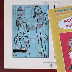 Acquaviva nei fumetti 1998 -concorso-