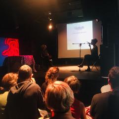 Presentazione dell'album illustrato 'Brockendoll' presso Cox18