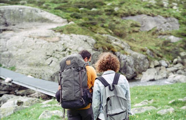 Lac d'Oô Randonnée à la journée - la vue des cimes