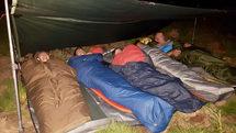 Camp bushCraft dans les Pyrénées