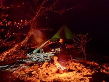 Camp bushCraft sur le Mont Aigoual