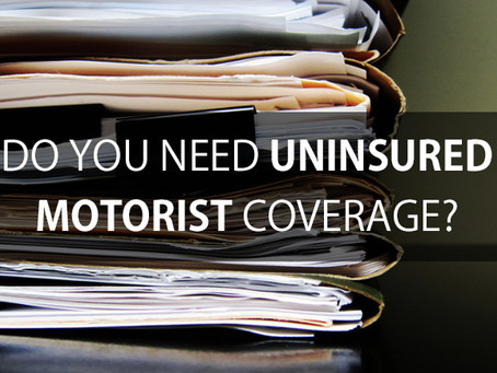Do You Need Uninsured Motorist Coverage?