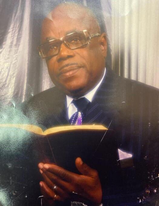 Pastor Henry Brown, Sr.