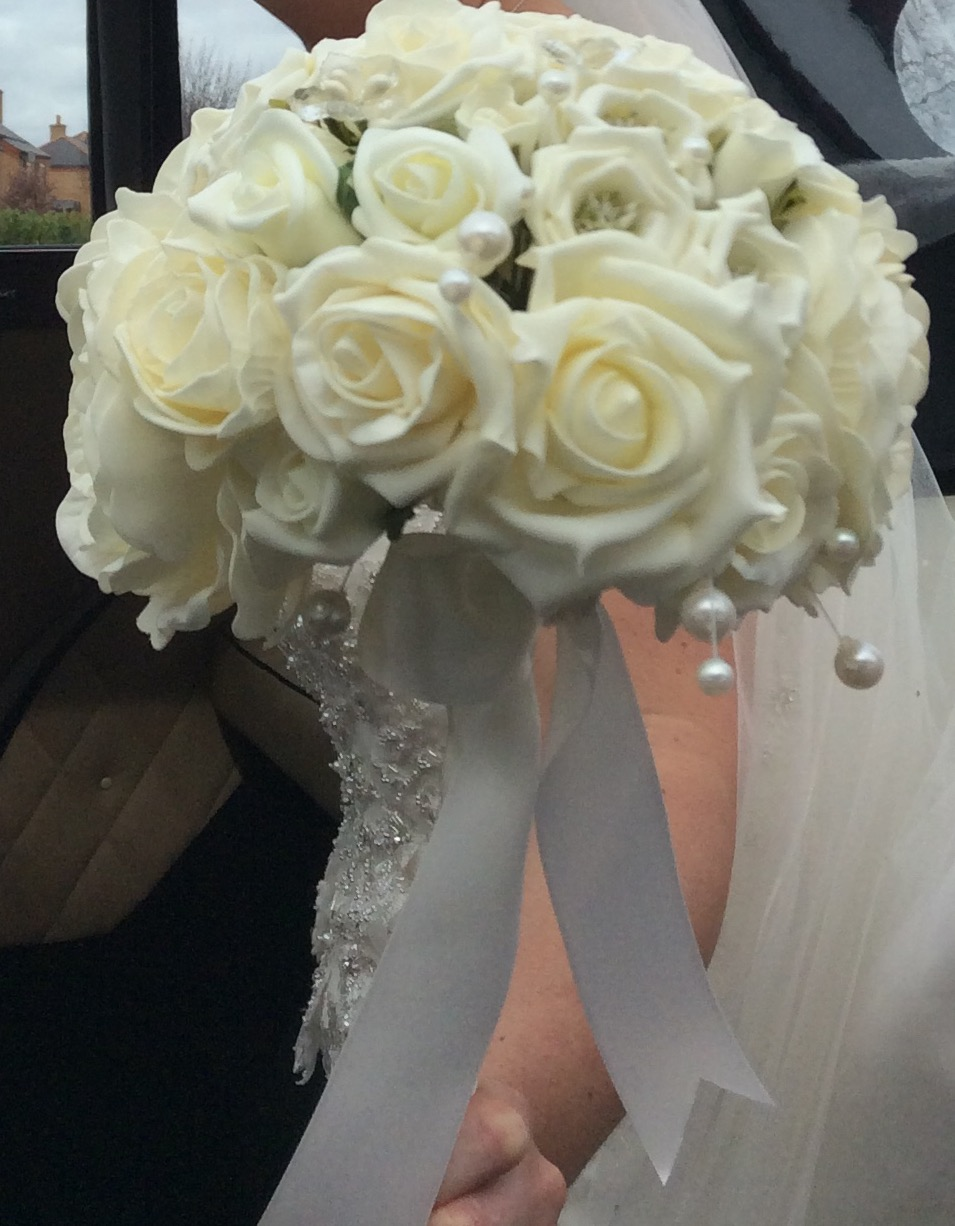 Fresh Brooch Bouquet