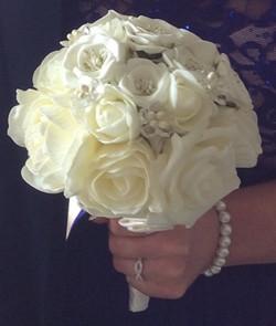 Fresh Brooch Bouquet