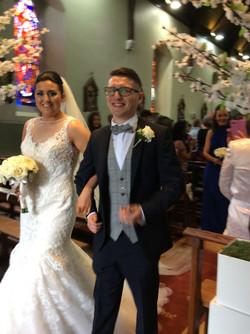 Fresh Hand Tie Bridal Bouquet