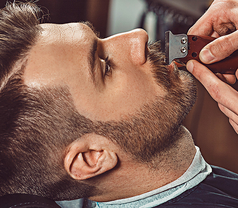 Rituel Homme Coupe + Barbe