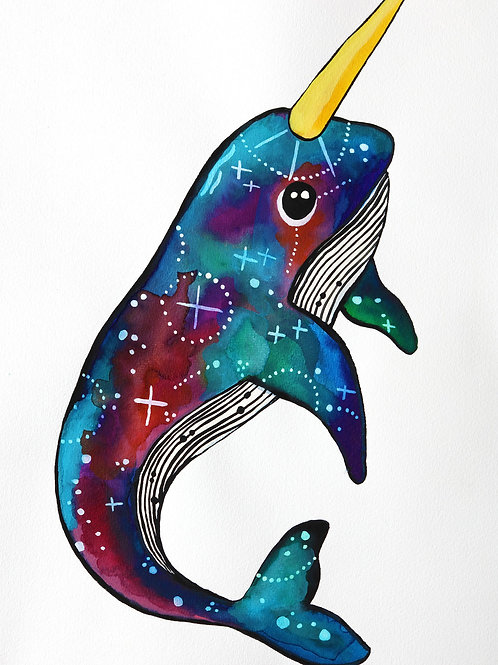 STARLIGHT THE NARWHAL