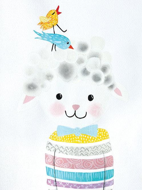STEELE THE SHEEP