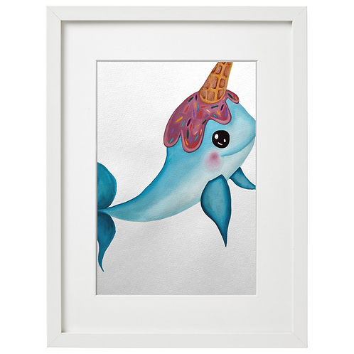 NELLY THE NARWHAL