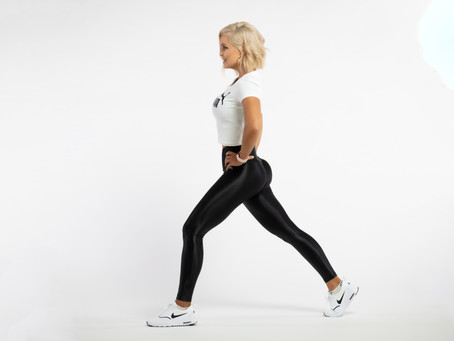 Get a perky, Peach Booty without knee pain 🍑