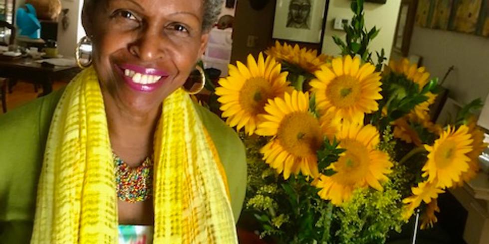 The Canyon Poets Feature Gerda Govine Ituarte