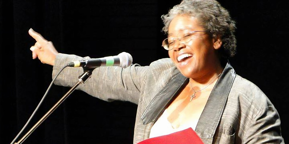 The Canyon Poets Feature Stacy Dyson