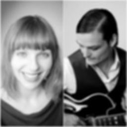 Duo Gesang Gitarre, Hochzeitsband, Trauung, Musik für Sektempfang, Dinnerjazz