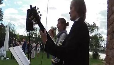 Duo Gesang Gitarre, Hochzeitsband, Trauung
