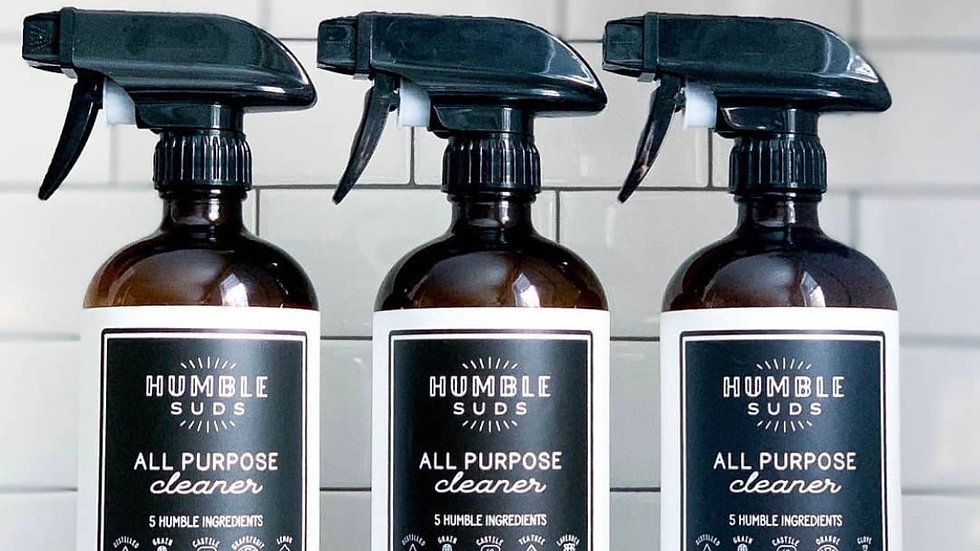 All Purpose Cleaner - 16oz Glass bottle