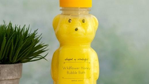 Wildflower Honey Body Wash & Bubble Bath