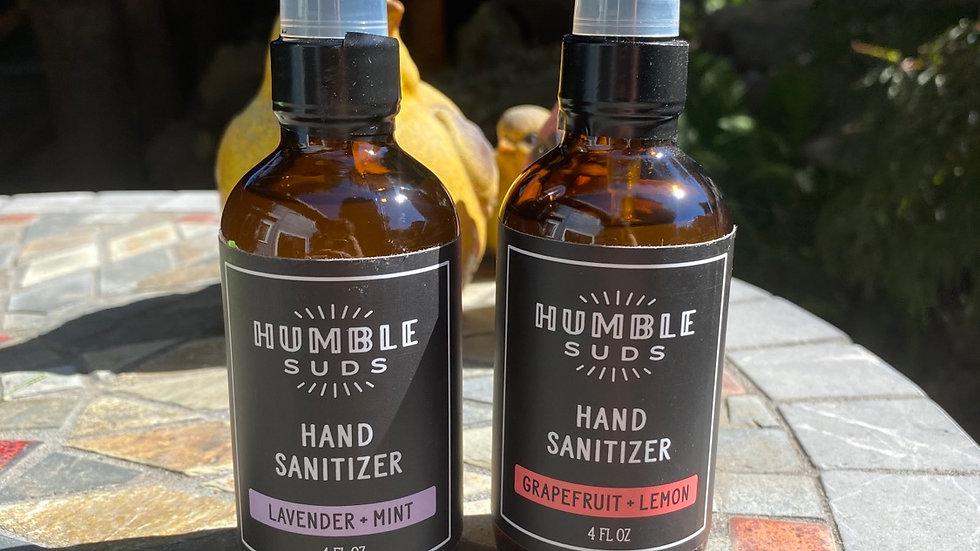 Large 4oz Hand Sanitizer