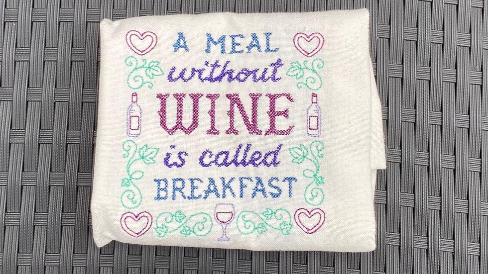 Wine-O Tea Towel