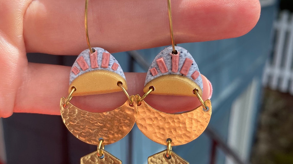 Sunday Sunrise Earrings