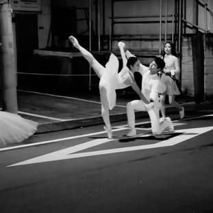 白線の湖 white line dance:身体企画ユニッ