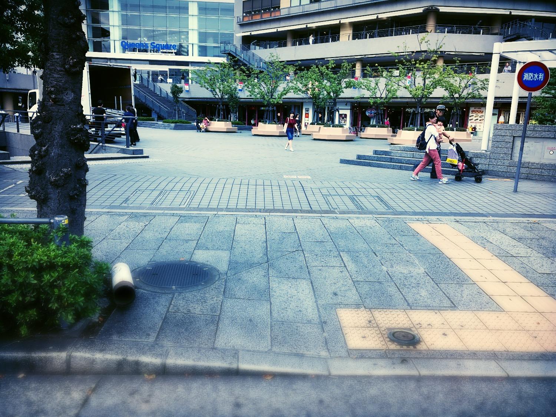 踊れる広場