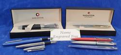 Sheaffer Pens Engraved Free