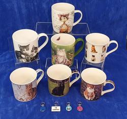 Cat lovers mugs