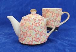 Koharu Tea cup and tea pot