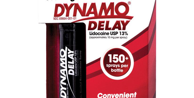 Screaming O Dynamo Delay Black Label
