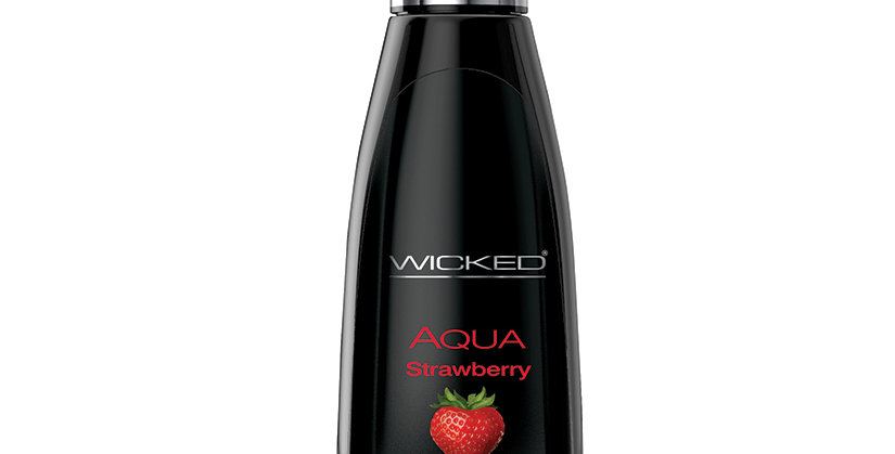 Wicked Aqua Lubricant -Strawberry
