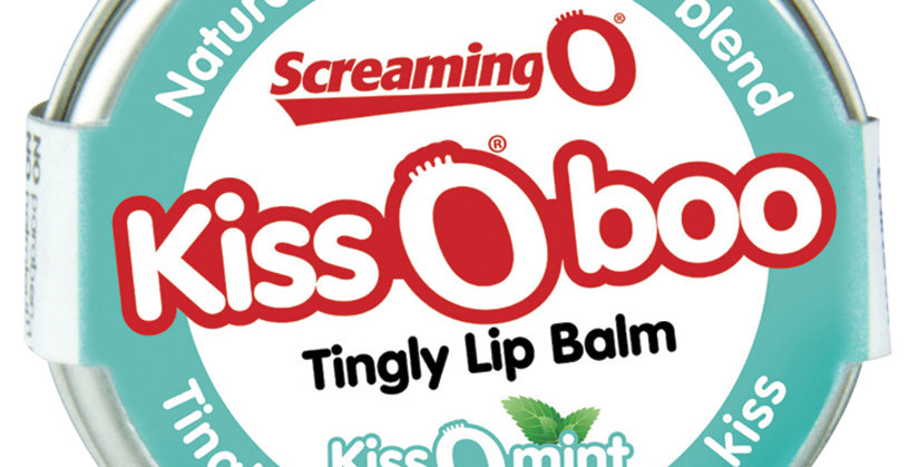Screaming O KissOboo Lip Balm