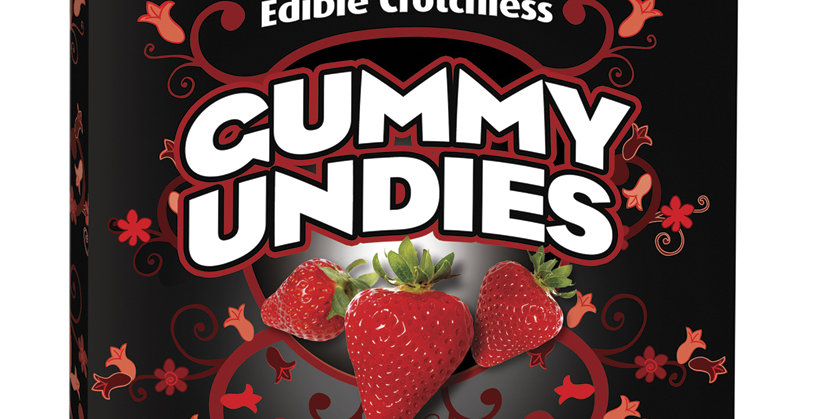 Edible Crotchless Panty - For HIM