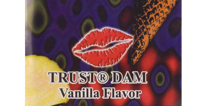 Dental Dam Condom - Vanilla
