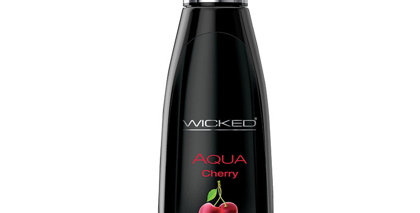 Wicked Aqua Lubricant - Cherry