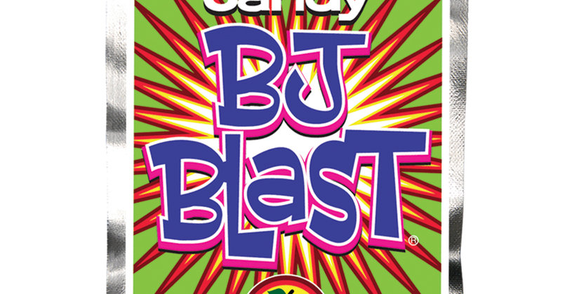 BJ Blast-Green Apple